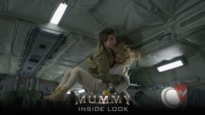 An inside look at 'The Mummy' in a new featurette