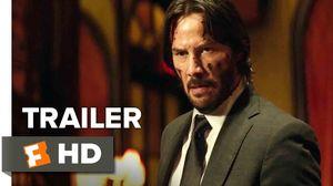 John Wick: Chapter Trailer Teaser Keanu Reeves