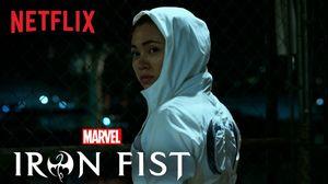 Colleen Wing Sneak Peek clip from Netflix's 'Iron Fist'