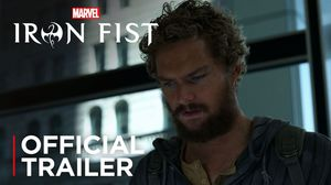 Official trailer for Marvel's 'Iron Fist' has finally landed