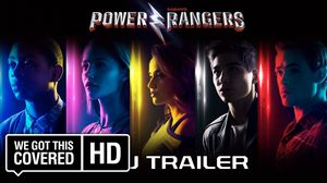 Power Rangers Trailer Elizabeth Banks, Bryan Cranston, Bill