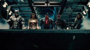 Justice League Trailer #1