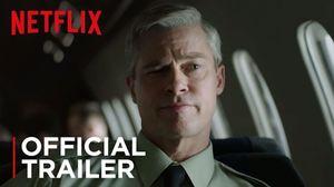 Brad Pitt is General McMahon in Netflix's Afghanistan war fi