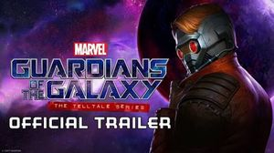 Official trailer for Marvel's Guardians of the Galaxy: The T