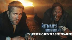 Check out the red band trailer of 'The Hitman's Bodyguard'