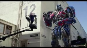 Optimus Prime doesn't enjoy working with his dialogue coach