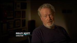Ridley Scott talks about