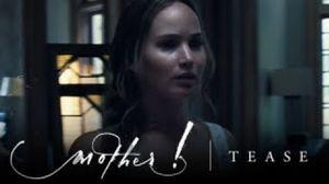 Mother! Teaser