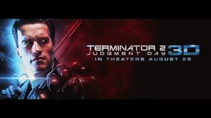 Trailer: Terminator 2: Judgment Day 3D - feat James Cameron