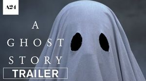 Synopsis:  Recently deceased, a white-sheeted ghost returns