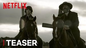 Godless Teaser: Welcome To No Man's Land