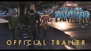 Marvel Studios' Black Panther Trailer