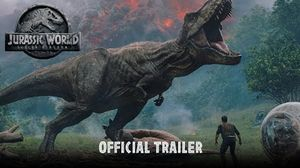 Jurassic World: Fallen Kingdom Trailer