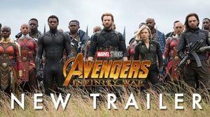 Avengers: Inifnity War Trailer