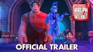 Ralph Breaks The Internet: Wreck-it Ralph Trailer