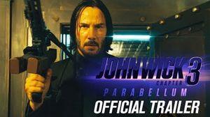 'John Wick: Chapter 3 - Parabellum' Trailer
