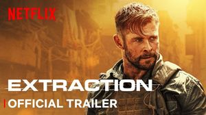 Chris Hemsworth in first trailer for 'Extraction'