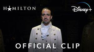 'Hamilton' Clip - July 3, Disney+
