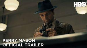 Matthew Rhys is Perry Mason (HBO)
