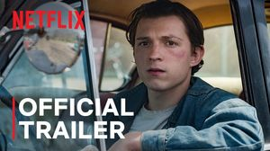 'The Devil All the Time' Official Trailer • Netflix