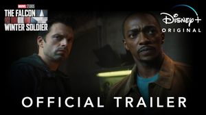 The Falcon and the Winter Soldier Official Trailer