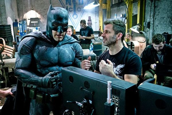 DC Fans Want Zack Snyder to Direct 'The Batman'