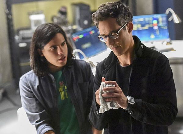 Tom Cavanagh will Return for 'The Flash' Season 3 as Series Regular