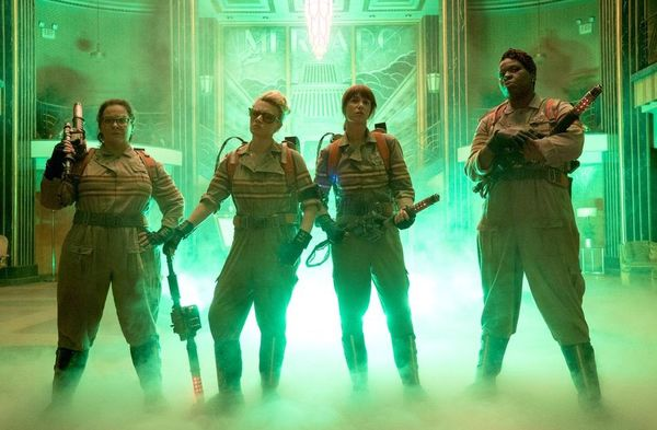 'Ghostbusters' Producers Tease a Long, Long Life for the Revitalised Franchise