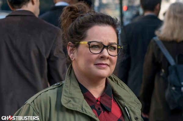 Melissa McCarthy Has Some Choice Words for 'Ghostbusters' Haters