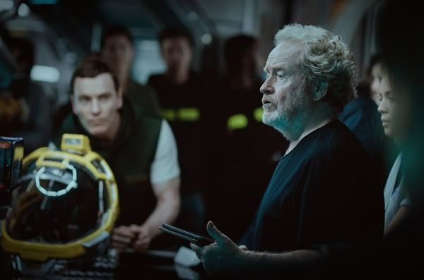 Director Ridley Scott Says the 'Alien: Covenant' Sequel Has Already Been Written
