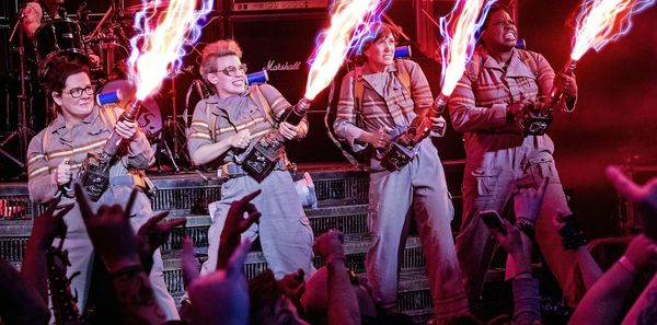 'Ghostbusters' Takes $17.2 Million on Friday Box Office
