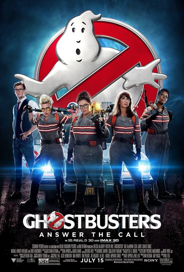 """""""Ghostbusters"""" Review"""