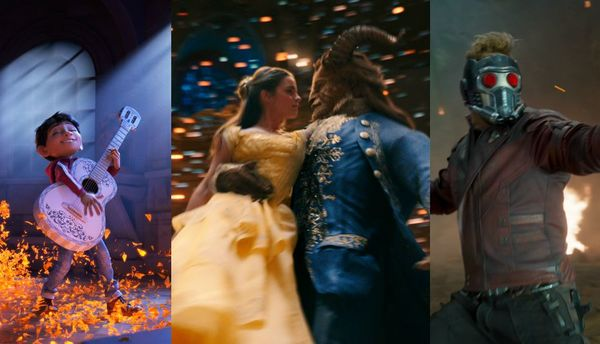Preview of Disney Films Coming to Theaters in 2017