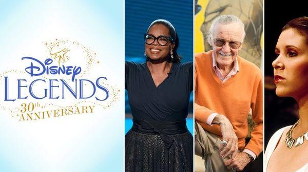 A New Class of Disney Legends Emerge