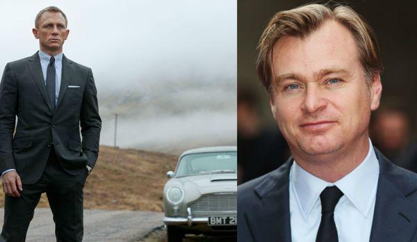 Christopher Nolan the new frontrunner to direct Bond 25?