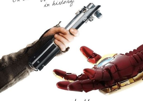 Star Wars Congratulates Marvel for Avengers: Infinity War's Heroic Opening Weekend