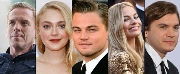 Tarantino's 'Once Upon A Time in Hollywood' adds Damian Lewis, Emile Hirsch, Dakota Fanning and more!
