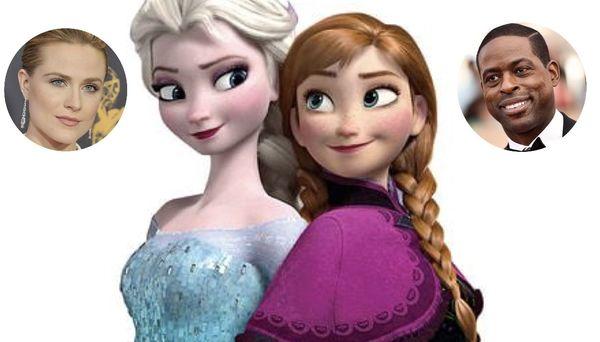 Disney's 'Frozen 2' adds Evan Rachel Wood and Sterling K. Brown