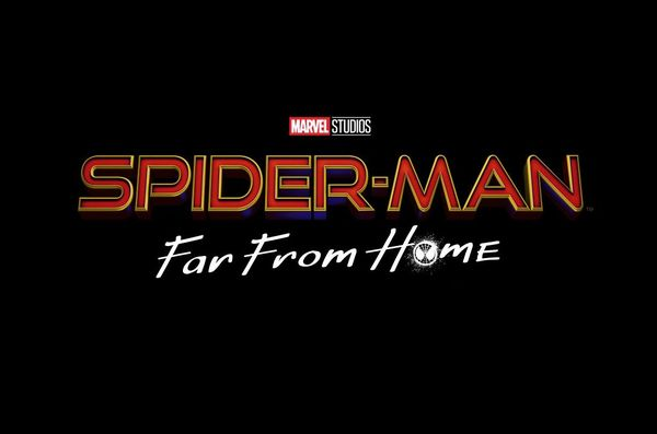 Sony unveils the official logo for 'Spider-Man: Far From Home' (again)