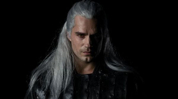 'The Witcher': First look at Henry Cavill as Geralt Of Rivia