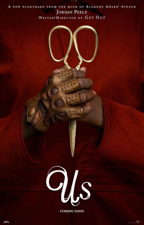 Ominous New Poster and Plot Synopsis Revealed For Jordan Peele's Social Thriller 'US'