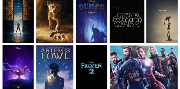Disney 2019 Box Office Predictions