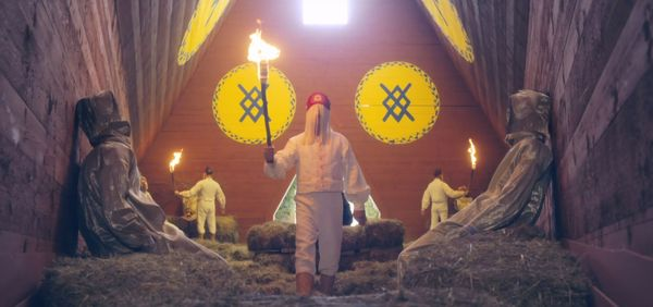 First Trailer: Ari Aster's Scandinavian folk horror 'MIDSOMMAR'