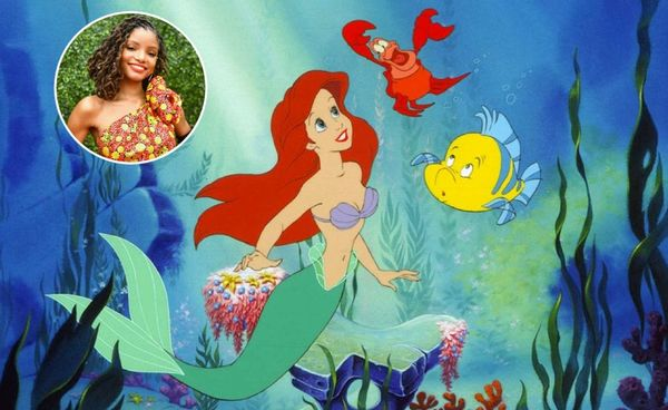 Disney's live-action 'The Little Mermaid' casts Halle Bailey to play Ariel