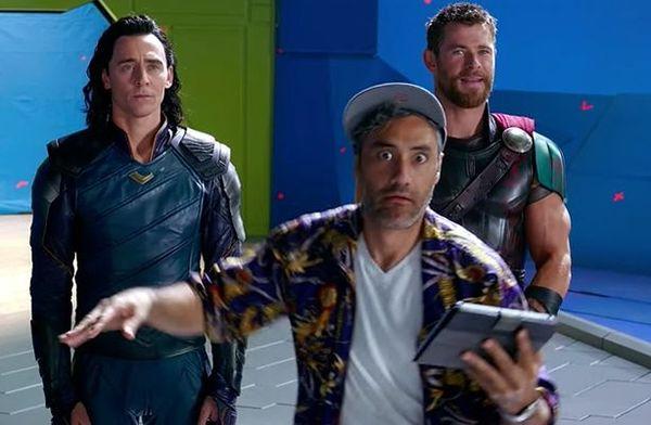 Taika Waititi to write and direct 'THOR 4'; Chris Hemsworth expected to return