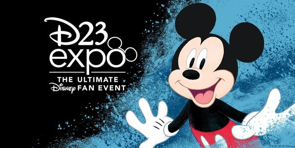 D23 Expo 2019 Film and TV Highlights