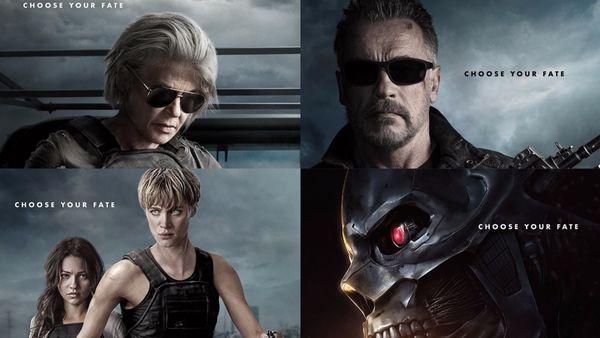 Watch: New 'Terminator: Dark Fate' Character Featurettes