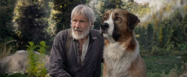 First Trailer: 'The Call of the Wild' starring Harrison Ford