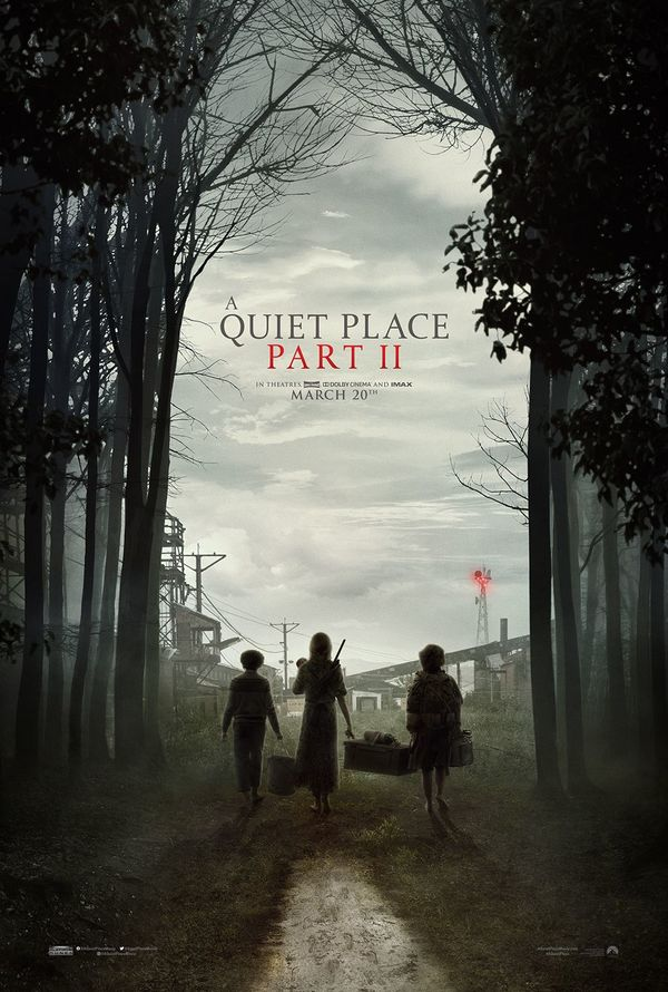 'A Quiet Place II' Official Trailer