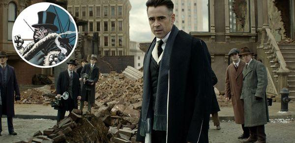 'The Batman': Colin Farrell set to play Penguin